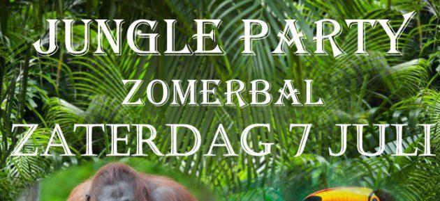 jungle zomerbal
