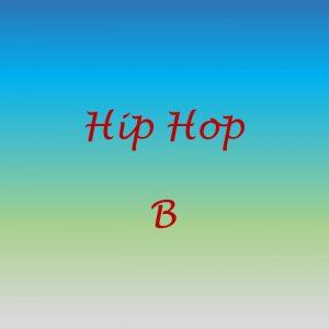 hip hop B