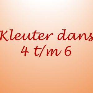 kleuterdans