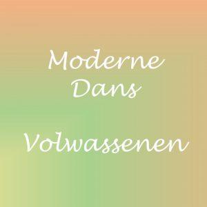 modern volwassenen